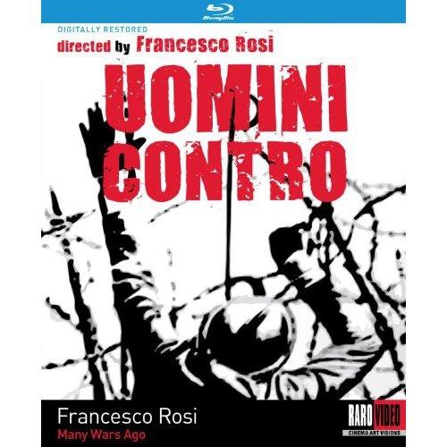 Uomini Contro (Many Wars Ago) (Italian) (Blu-ray) (Widescreen)