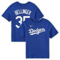 Cody Bellinger Los Angeles Dodgers Nike Preschool Player Name & Number T-Shirt - Royal