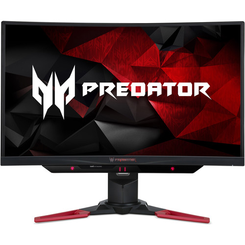 "Refurbished Acer Predator 27"" Z271T Widescreen LCD Monitor Display Full HD 1920 x 1080 4 ms"