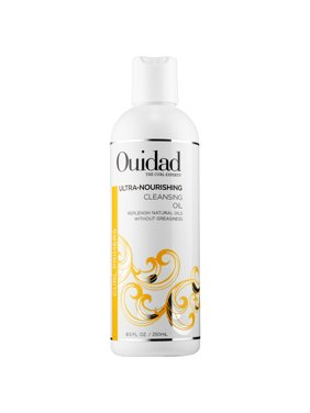 Ouidad Curl Recovery? Ultra Nourishing Cleansing Oil Sulfate?Free Shampoo, 8.5 fl. oz.