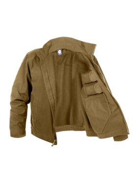 86146ec9627 Product Image Rothco Lightweight Concealed Carry Tactical Jacket, Black