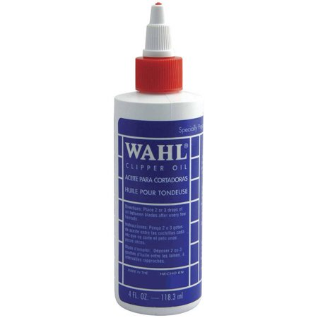 Wahl Professional Trimmer Oil Lubricant Hair Clipper Lube 4 oz