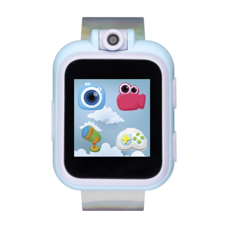 iTech Jr. Kids Smartwatch for Girls - Holographic