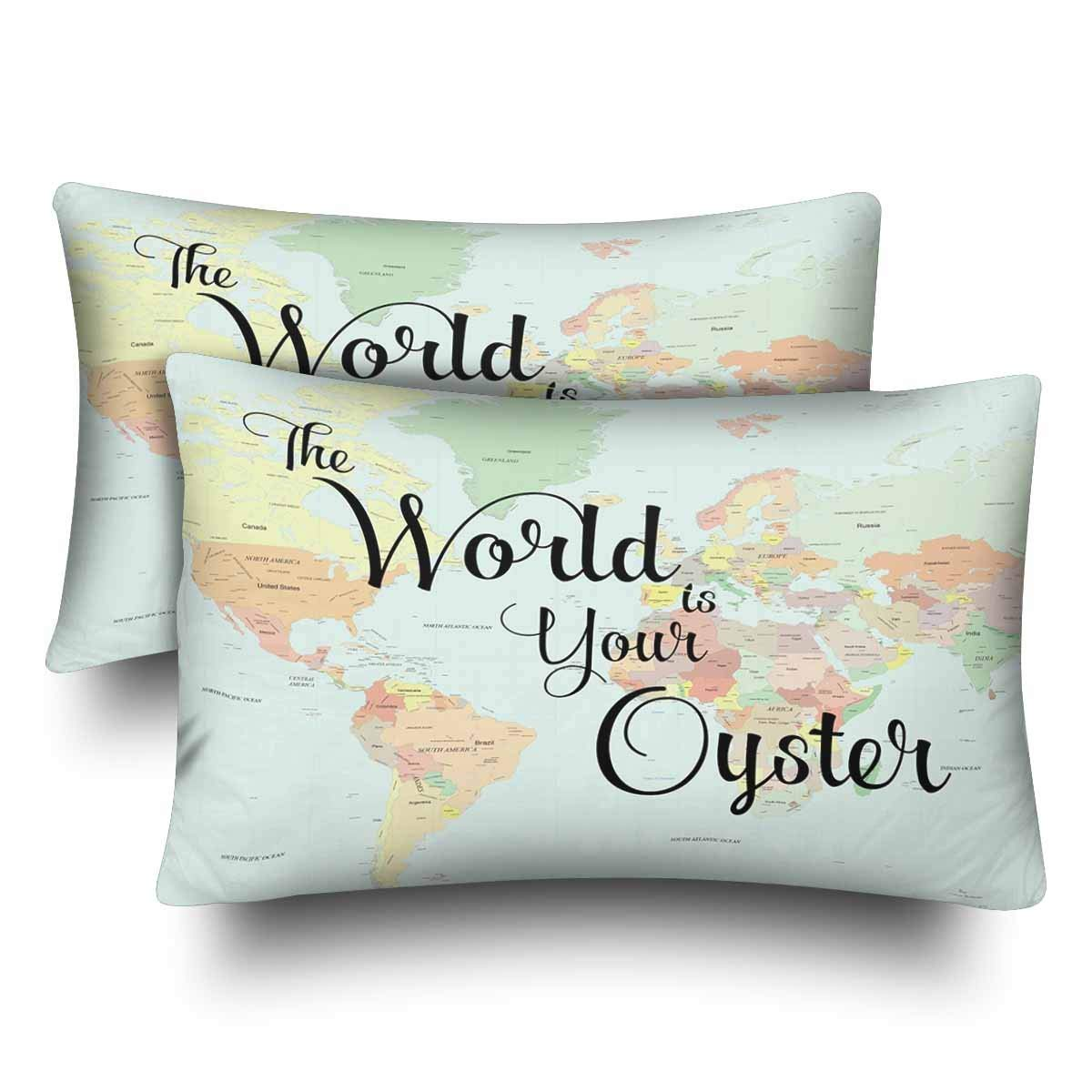 Best of The World Is Your Oyster Similar Quotes