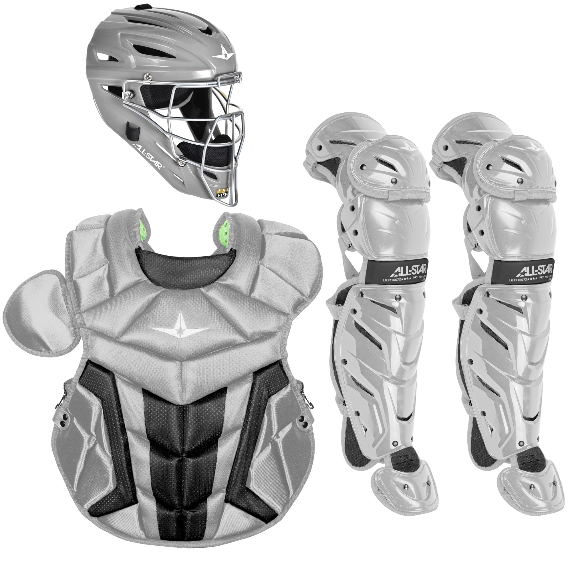 All-Star CP1216PS Player's Series Chest Protector