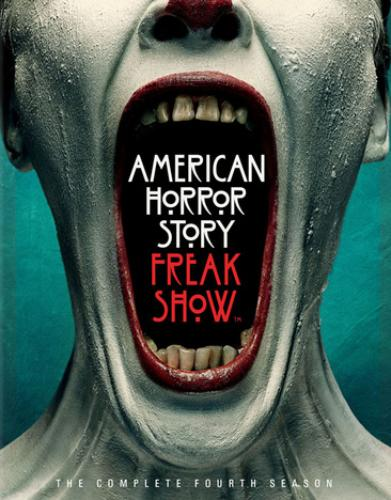 American Horror Story: The Complete Fourth Season (Blu-ray) by Twentieth Century Fox