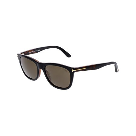 Tom Ford Andrew FT0500-05J-54 Black Rectangle (Tom Ford Sunglass)