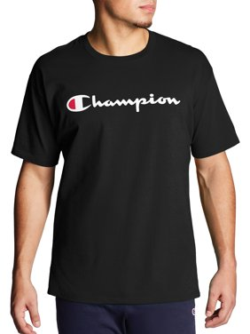 Champion Big Men's Classic Graphic Tee