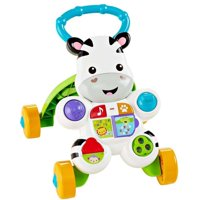 Deals on Fisher-Price Learn with Me Zebra Walker