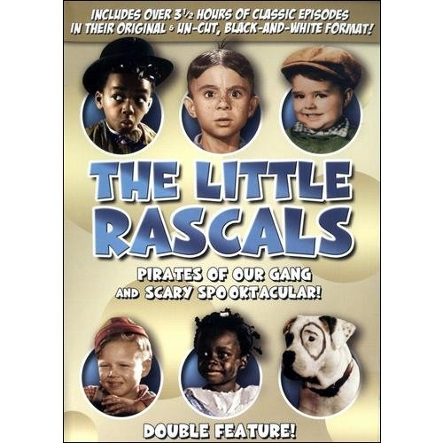 The Little Rascals: Pirates Of Our Gang / Scary Spooktacular!