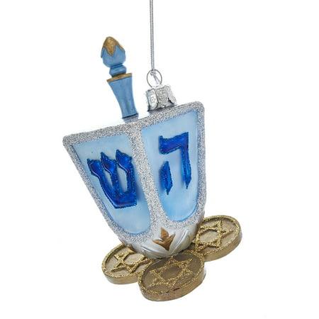 Hannukah Ornament (4.5