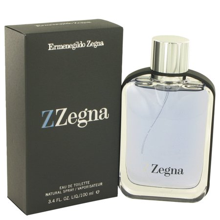 Ermenegildo Zegna Z Zegna Eau De Toilette Spray for Men 3.3 (Zegna For Men)