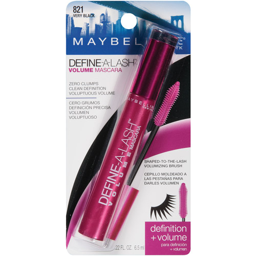 Maybelline Define-A-Lash Volume Mascara