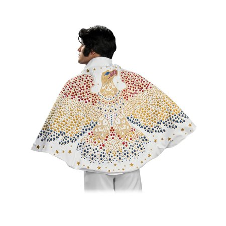 Elvis Cape - Adult Costume - Female Elvis Costumes