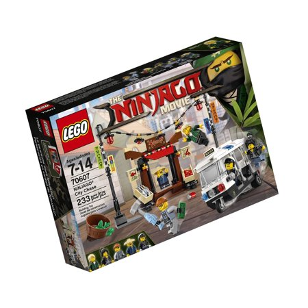 Kit233 Movie City Building Piece 70607 Lego Ninjago Chase hQdCtsr