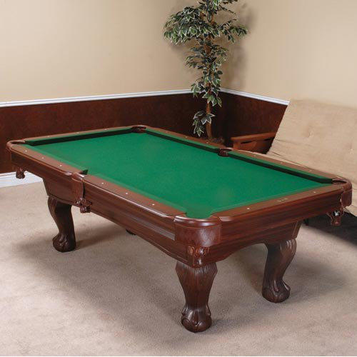 Sportcraft 8ft Green Billiard Table Design Ideas