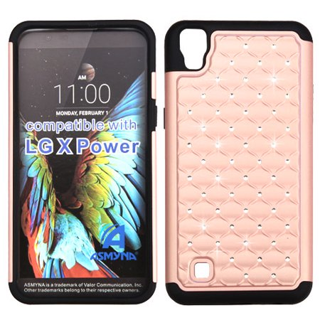 For LG K6/X Power FullStar Impact Armor Shockproof Rugged Protector Case Cover - Fallout Power Armor For Sale