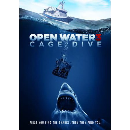 Open Water Dive (Open Water 3: Cage Dive (Vudu Digital Video on Demand) )