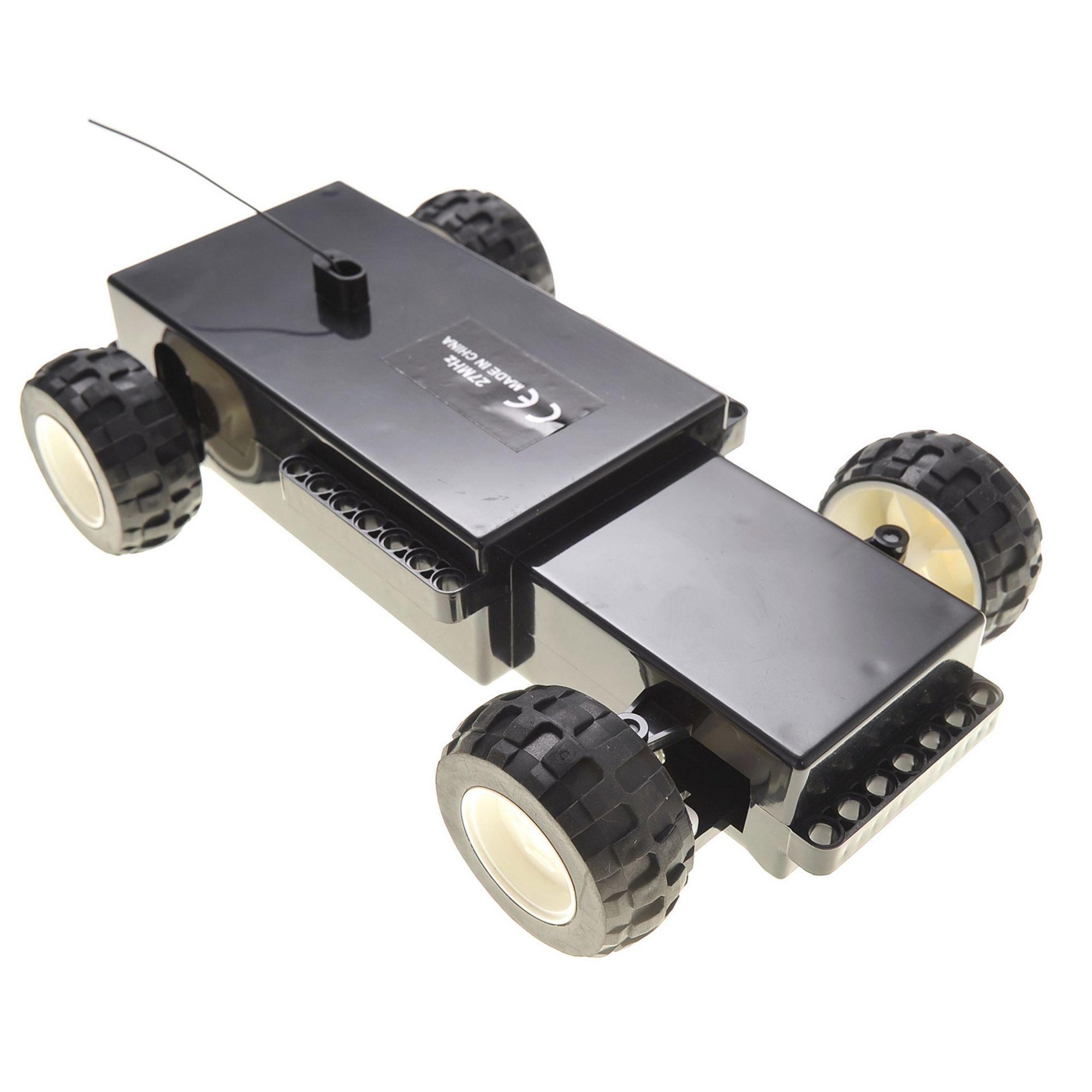 326pc Educational Construction Robot RC Racer Building Set Car Building