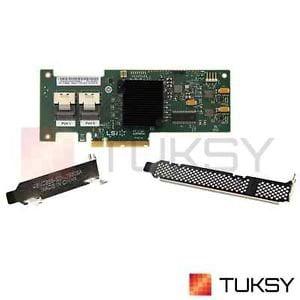 LENOVO 46M0831 LENOVO SERVERAID M1015 SAS/SATA CONTROLLER. -Lenovo-ServeRAID-M1015-SAS-SATA-RAID-Storage-Contoller-Card-46M0831