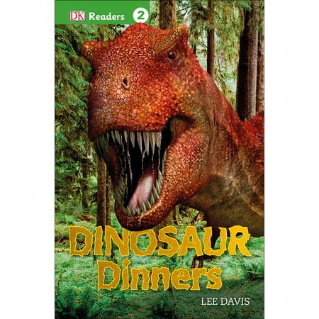 - DK Readers L2: Dinosaur Dinners