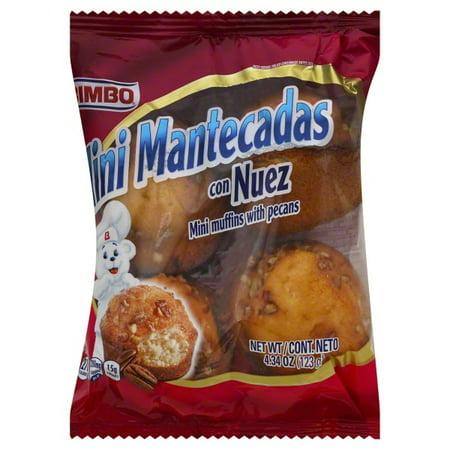 Bimbo Bakeries Bimbo Muffins, 4 34 oz