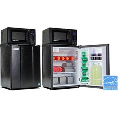 MicroFridge All Refrigerator & Microwave Combo Appliance, Black - 2.3 cu (27 Inch Wall Oven Microwave Combo Reviews)