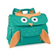 Bixbee Animal Pack Owl Backpack, Small