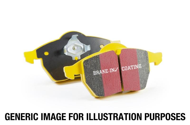 DP4039R EBC Yellowstuff Brake Pads