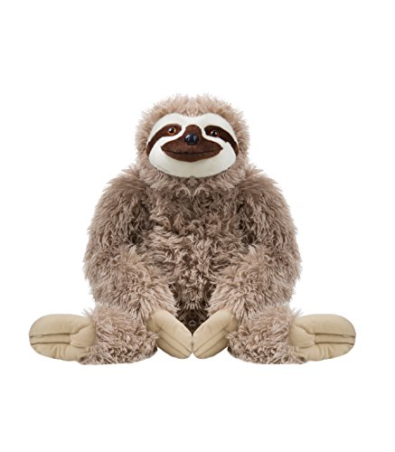 Wild Republic Jumbo Sloth Plush Giant Stuffed Animal 30 Inches