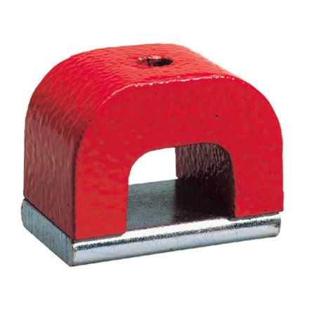 370 6 Horseshoe Power Alnico Magnets  30 Pound Pull 30 Lbs Pull  Ship From Usa Brand General Tools