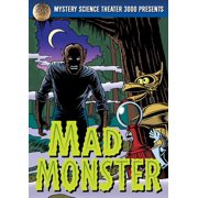 Mystery Science Theater 3000: Mad Monster by