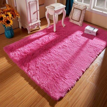 63 X35 4 Modern Fluffy Floor Carpet Area Rug Yoga Child