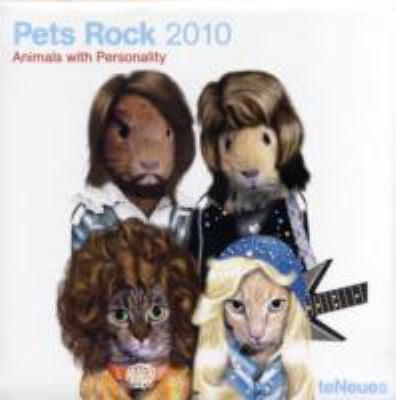 Pets Rock 2010 Calendar