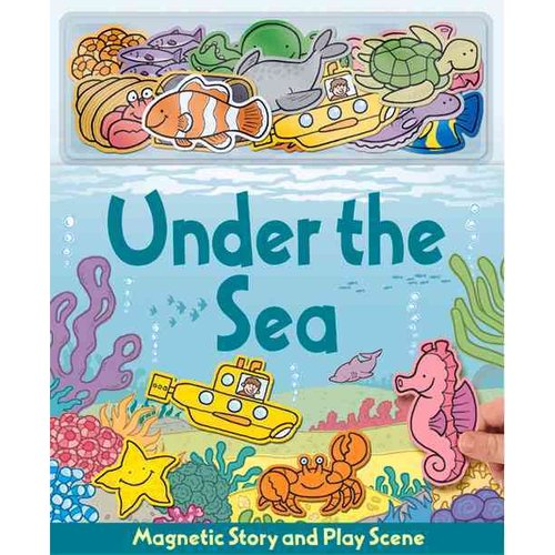 Under the Sea - Magnetic Book