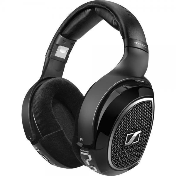 Sennheiser RS 220 Headphone Black (Discontinued by Manufacturer) by Sennheiser