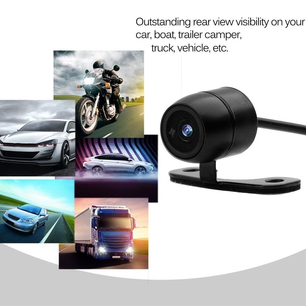Hot Sale Waterproof 170 LCD Car Rear View Reserve Backup Parking Camera IR Night Vision