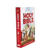 International Children's Bible: Big Red Cover (Hardcover)