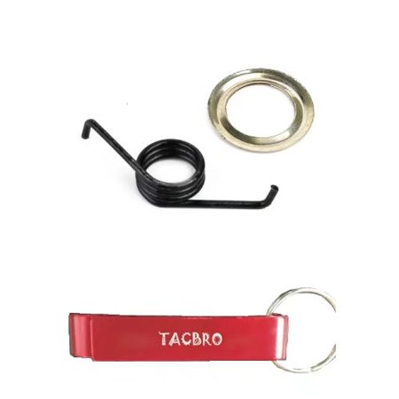 TACBRO Mosin Nagant 91/30 M44 Trigger Spring Kit with one free TACBRO opener(Randomly selected color) - Magnetic Trigger Kits