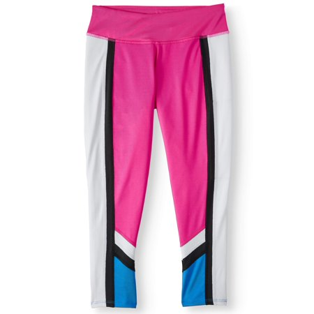Avia Colorblock Active Legging (Little Girls & Big Girls)