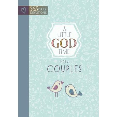 A Little God Time for Couples : 365 Daily - Homemade Older Couples