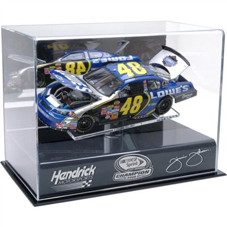 Jimmie Johnson Driver Series (Jimmie Johnson Fanatics Authentic 2008 NASCAR Sprint Series Cup Champion 1:24 Die-Cast Display Case - No)