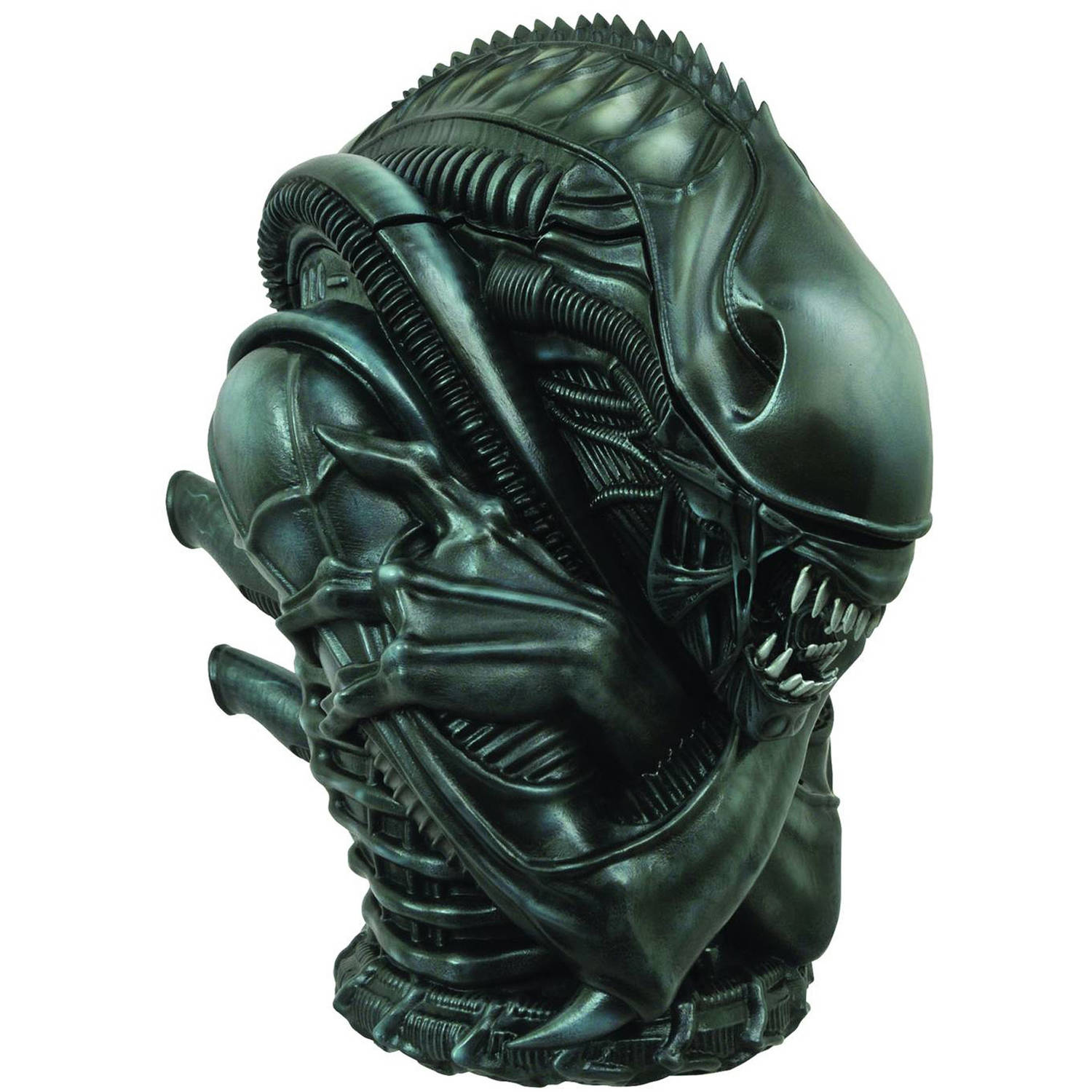 Click here to buy Diamond Select Toys Aliens Warrior Cookie Jar by Diamond Select Toys.