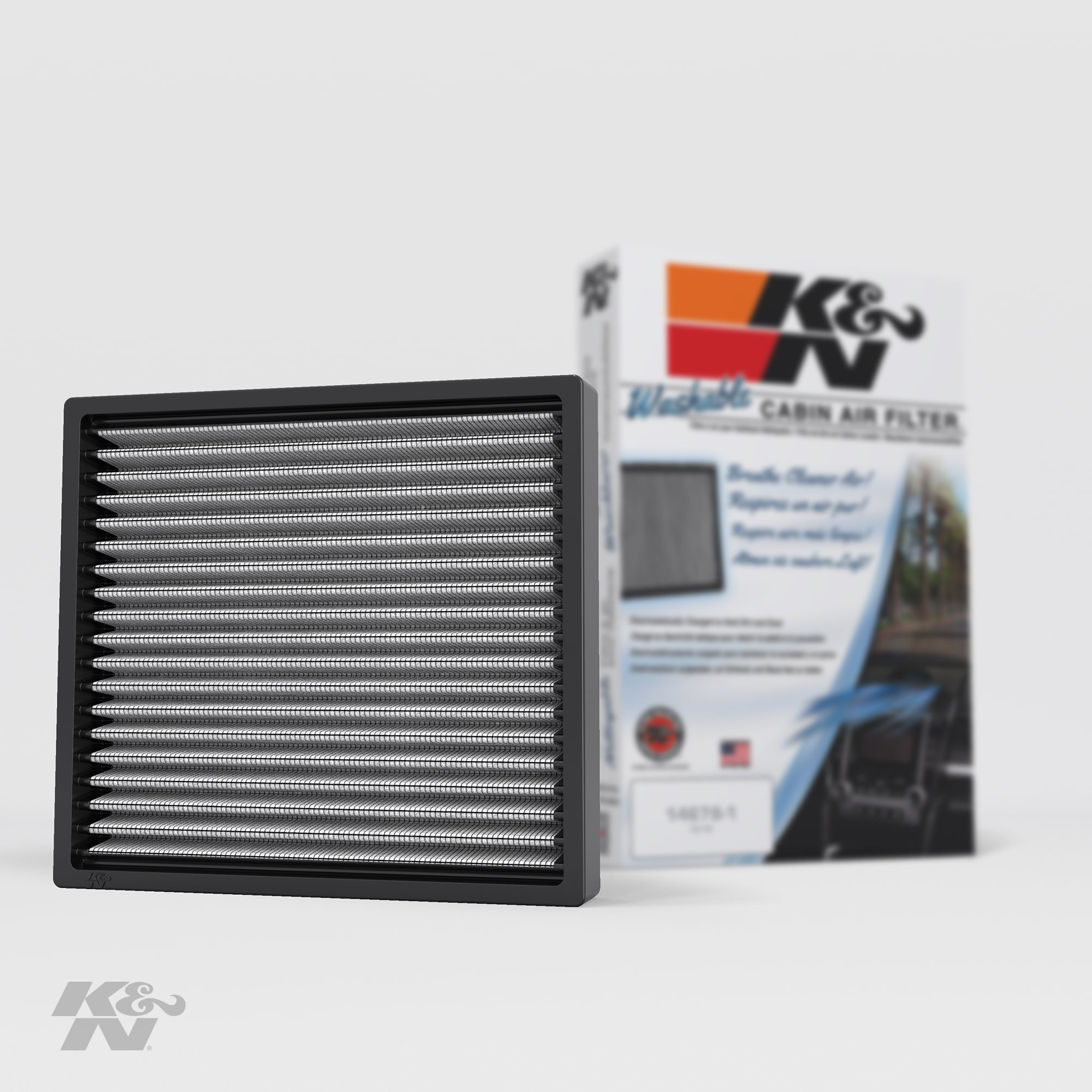 DeVilbiss HAF507K2 Whirlwind Disposable Air Filter, Pack of 2