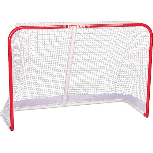 "Franklin Sports NHL Championship Steel Hockey Goal, 72"" x 48"" by Franklin Sports"
