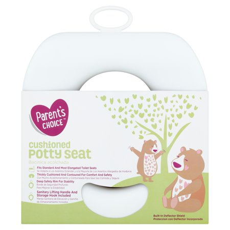 Parent's Choice Cushioned Potty (Baby Bjorn Potty Seat)
