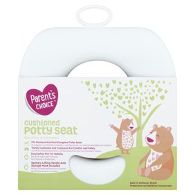 Amazing Topseat 6Tstr9999Cp Tinyhiney Potty Round Toilet Seat Dailytribune Chair Design For Home Dailytribuneorg