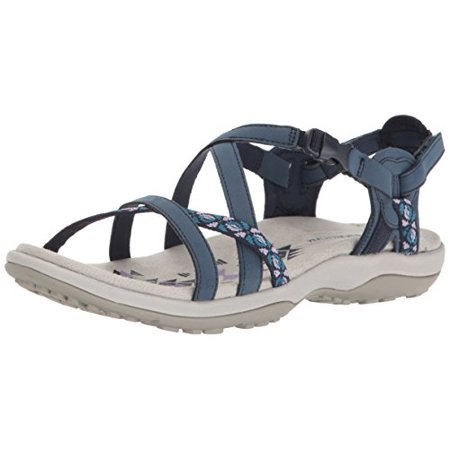 55915defed1c Skechers - Skechers Women s Reggae Slim Vacay Flat Sandal