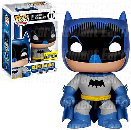 Funko POP! Heroes Retro Batman Vinyl Figure [1950's Comic]