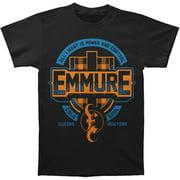 Emmure Men's  Cold Soul T-shirt Black